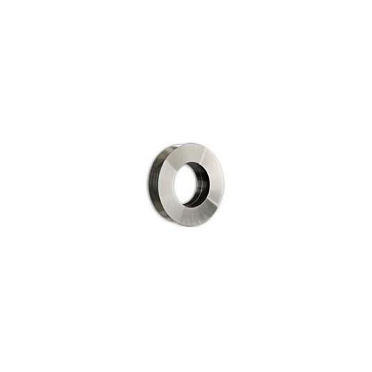 Uchwyt okrągły przelotowy do szkła 8 lub 10 mm