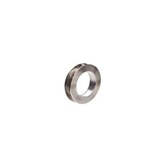 Uchwyt okrągły przelotowy KH50/90 do szkła 8 lub 10 mm
