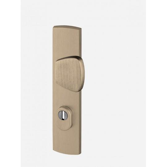 Gałko-klamka AXA Diva FLEX z zabezpieczeniem do drzwi zewnętrznych