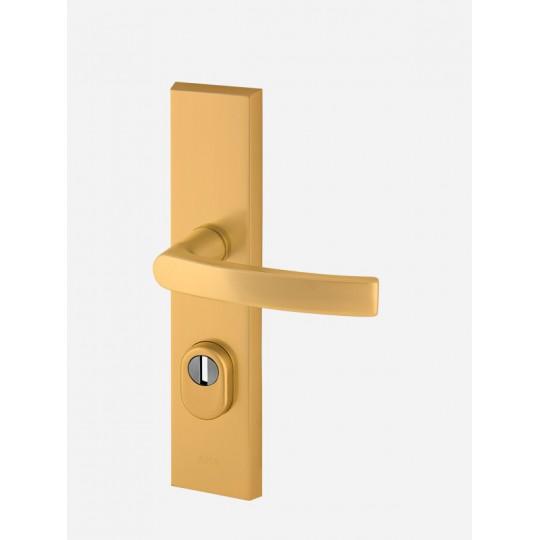 Klamka AXA Odin FLEX z zabezpieczeniem do drzwi zewnętrznych PROMOCJA!