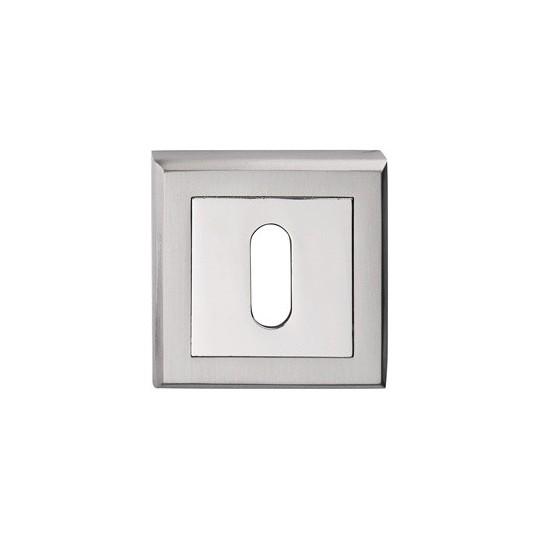 Szyld na klucz do klamek na szyldzie kwadratowym