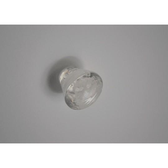 Gałka meblowa szklana MG6225
