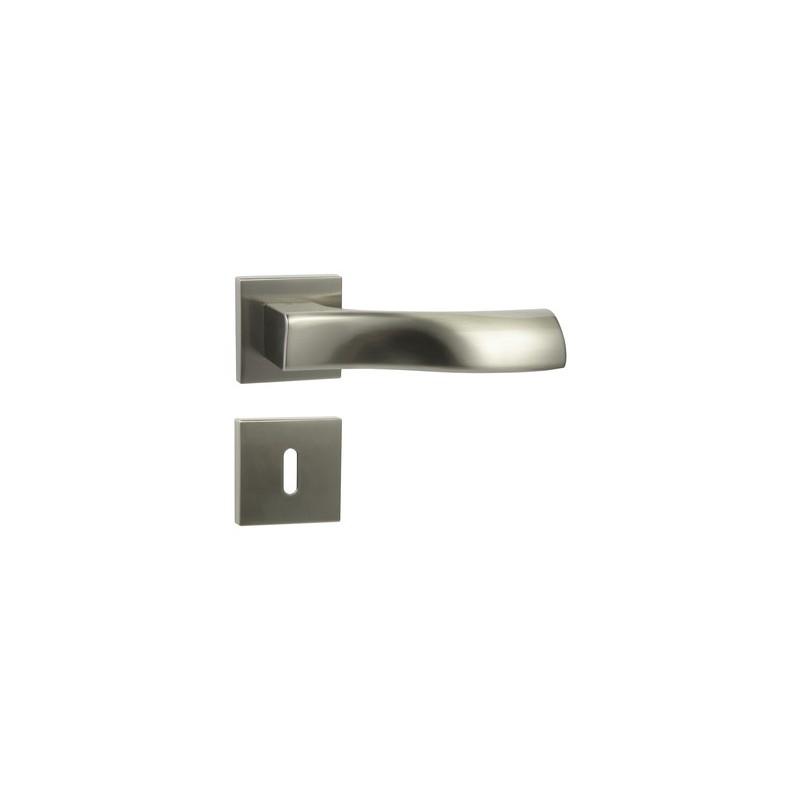 Klamka Cebi Liva QR nikiel lakierowany