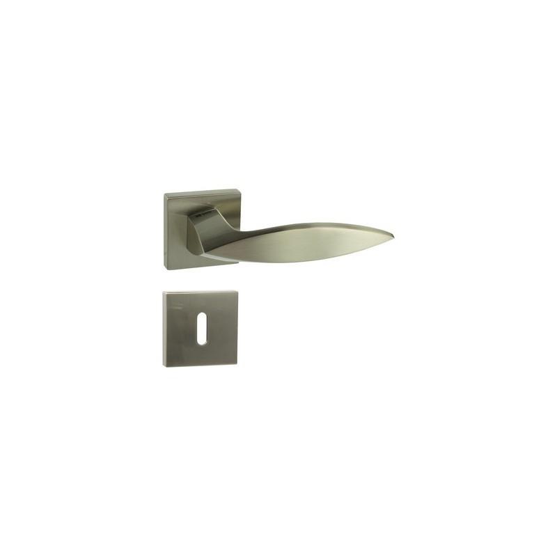 Klamka Cebi Quezo QR nikiel lakierowany