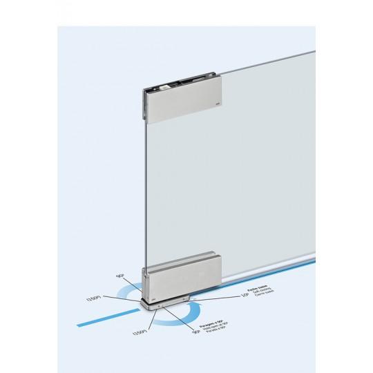 Zawias pivot IN.81.203 do drzwi szklanych JNF