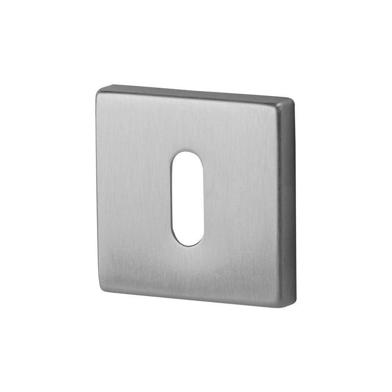 Rozeta kwadratowa R35V chrom klucz