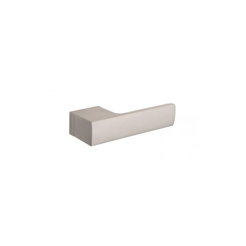 Klamka Tupai 4084 RT H 03 szyld prostokątny chrom połysk