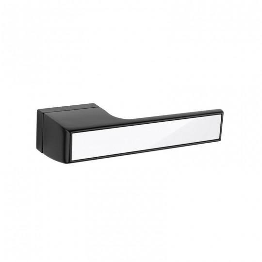 Klamka Tupai 3089 RT 153 szyld prostokątny czarny