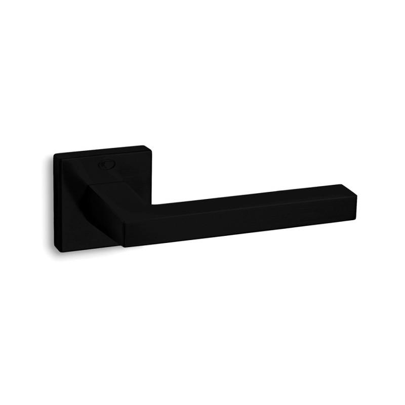 Klamka Convex 865 czarny matowy
