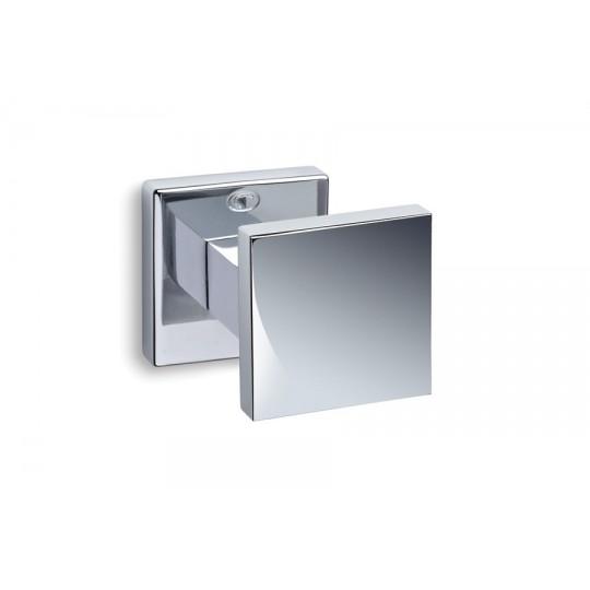 Gałka drzwiowa Convex 785 nikiel satyna