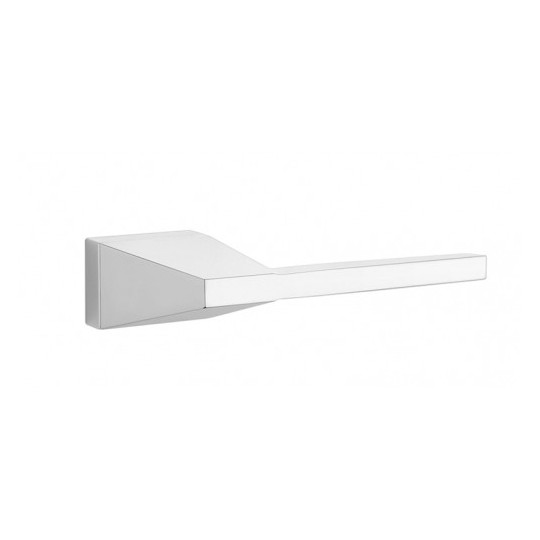 Klamka Tupai 4004 RT H ARCTIC szyld prostokątny chrom polerowany