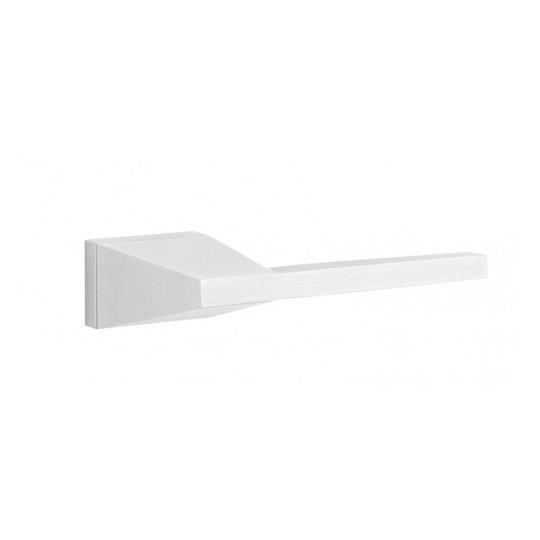 Klamka Tupai RT H ARCTIC szyld prostokątny chrom szczotkowany