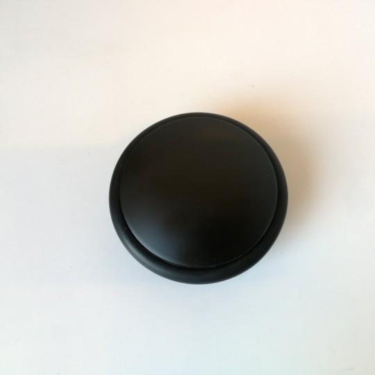 Odbój drzwiowy podłogowy wolnostojący M&T SNi nikiel mat