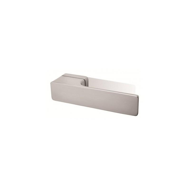 Klamka Minimal M&T szyld kwadratowy SNi nikiel mat