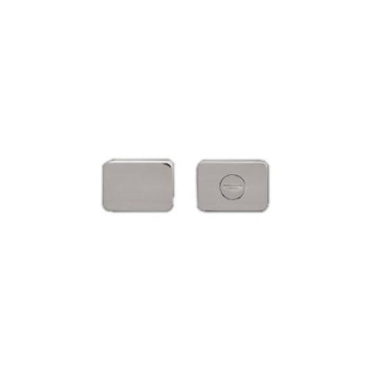 Rozeta WC Minimal/Maximal M&T SNi nikiel mat