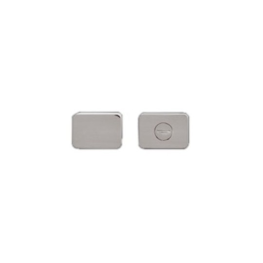 Rozeta WC Minimal/Maximal M&T TiN-C tytan chrom mat
