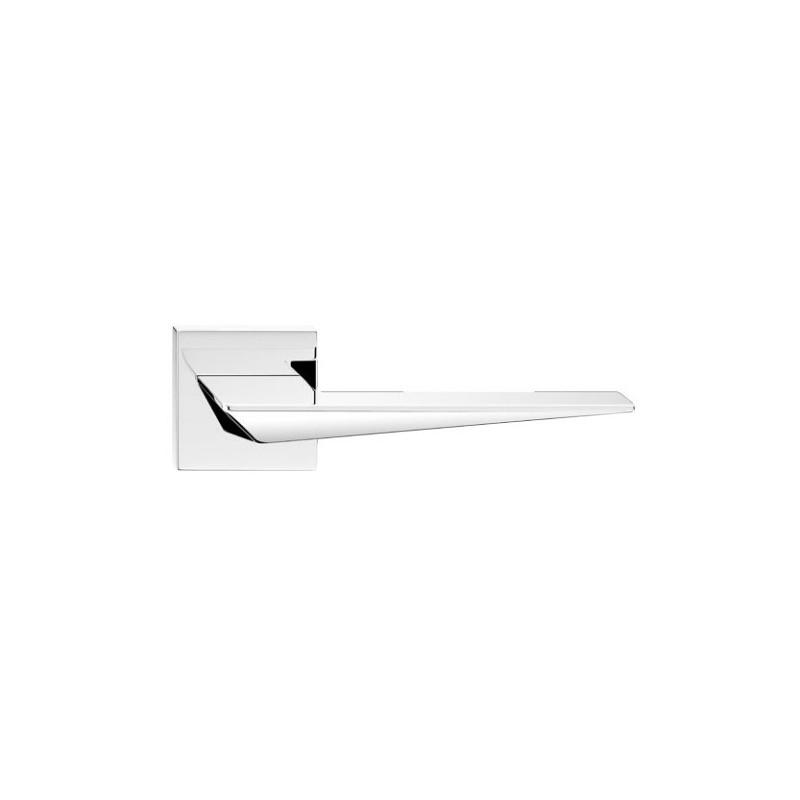 Klamka Blade szyld kwadratowy, chrom