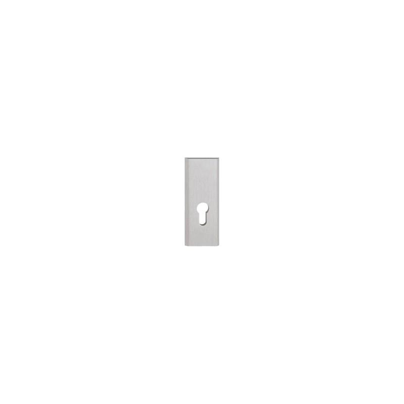 Szyld Total na wkładkę do drzwi zewnętrznych Inox Plus