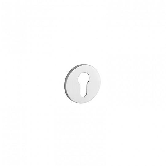 Rozeta na wkładkę Aprile R 5S szyld okrągły 5mm, średnica 52mm