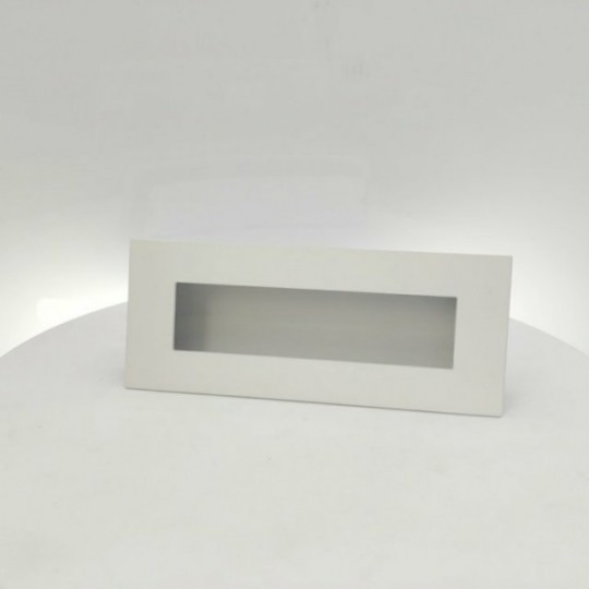 Uchwyt JNF IN16412 biały do drzwi przesuwnych (55 x 135 mm)