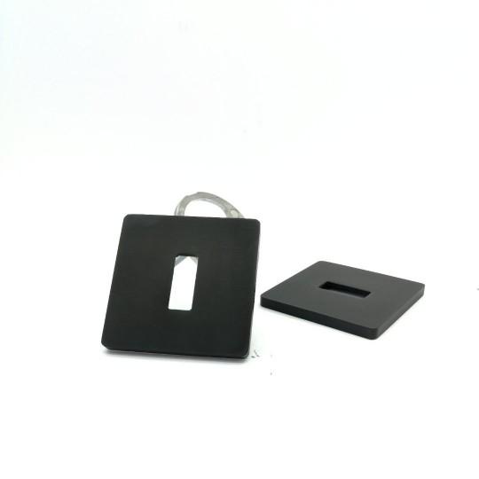 Rozeta magnetyczna kwadratowa na klucz M&T