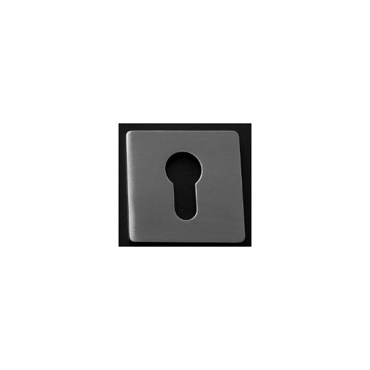 Rozeta magnetyczna kwadratowa na wkładkę M&T