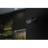 Klamka Maxima Connect z szyldem ukrytym, chrom błyszczący - do wypełnienia
