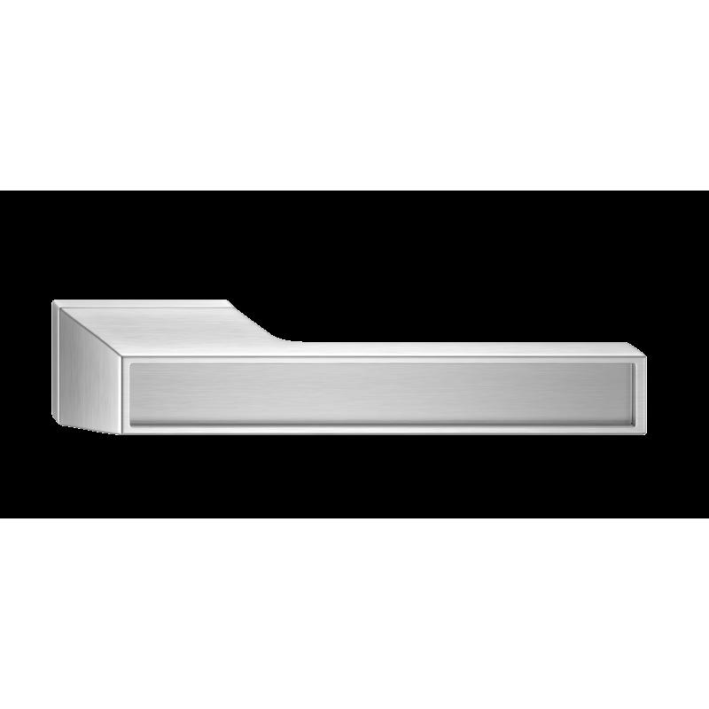 Klamka Maxima Connect z szyldem ukrytym, chrom szczotkowany - do wypełnienia