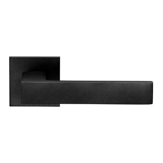 Klamka EDRA 02 DND szyld kwadratowy kolor ONO czarny