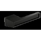 Klamka Maxima Connect z szyldem ukrytym, czarna - do wypełnienia