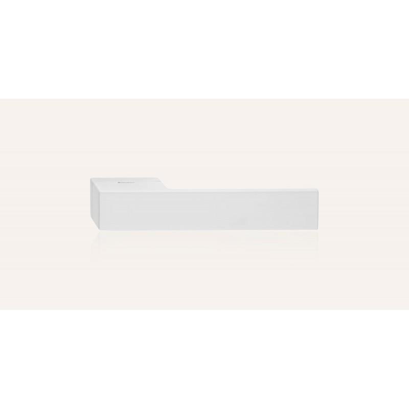 Klamka LOFT Zinclar 006 kolor BA biały matowy