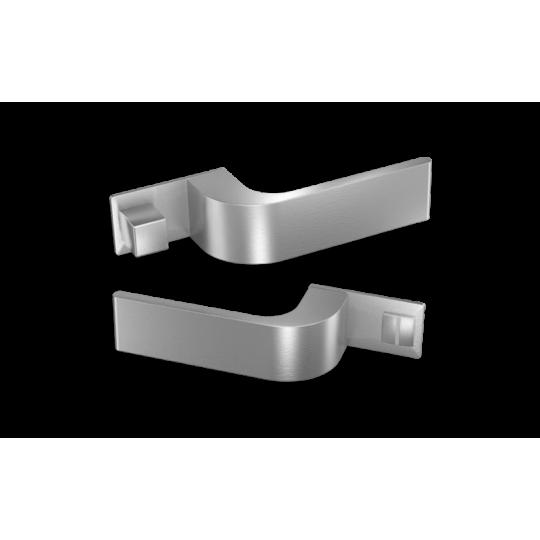 Klamka  NANO MAGNETIC NM612 Comit chrom satyna + zamek magnetyczny