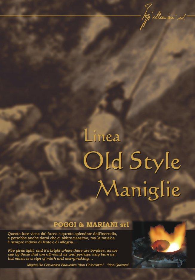 Poggi & Mariani OLD style