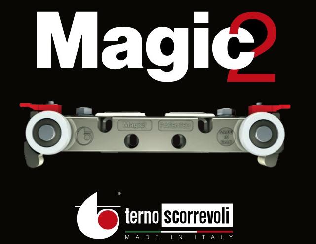 System przesuwny Magic
